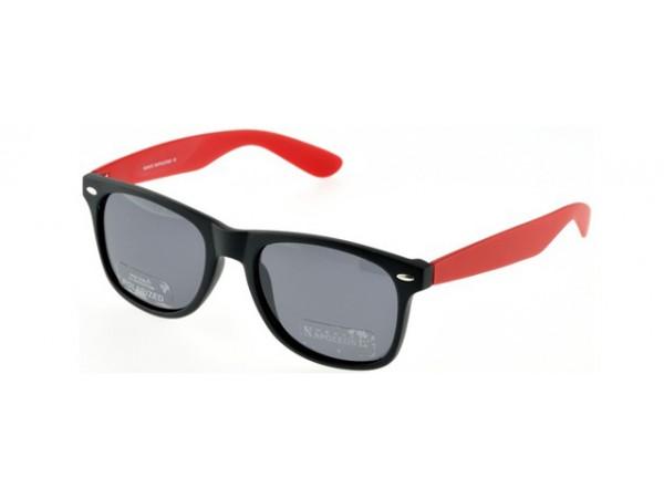 Slnečné okuliare Wayfarer PL4141 červené od eOkuliare.sk 51a0bf28105