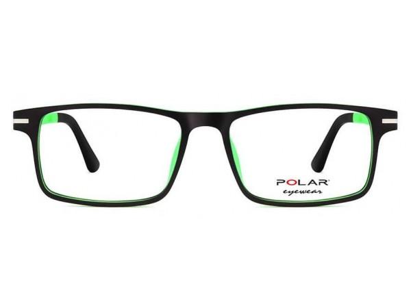 Detské okuliare POLAR 473 72 + polarizačný klip