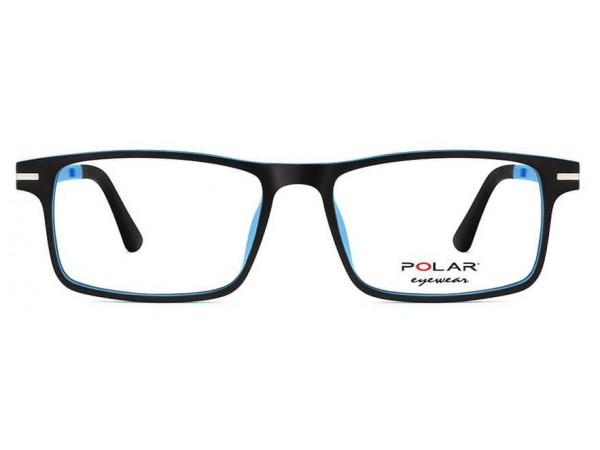 Detské okuliare POLAR 473 79 + polarizačný klip