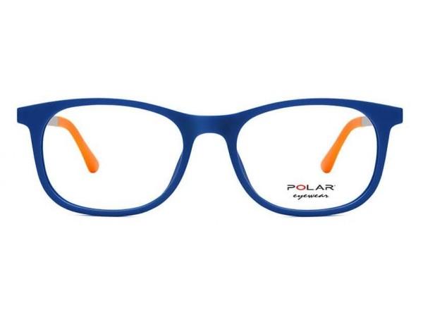 Detské okuliare POLAR 485 48 + polarizačný klip