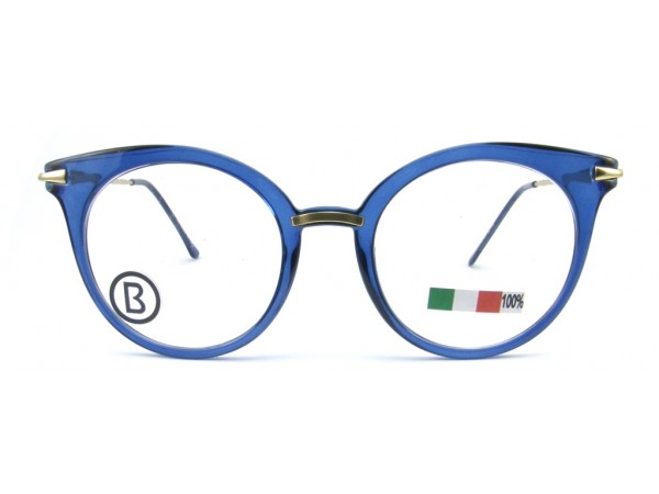 Pánske dioptrické okuliare B1919-067 Blue
