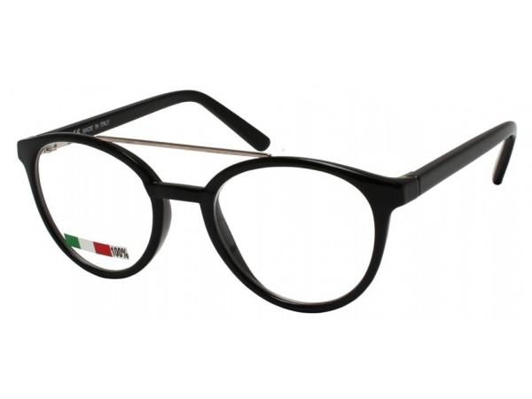 Pánske dioptrické okuliare B1919-009 Black