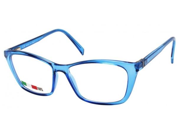 Dámske dioptrické okuliare B1919-038 Blue