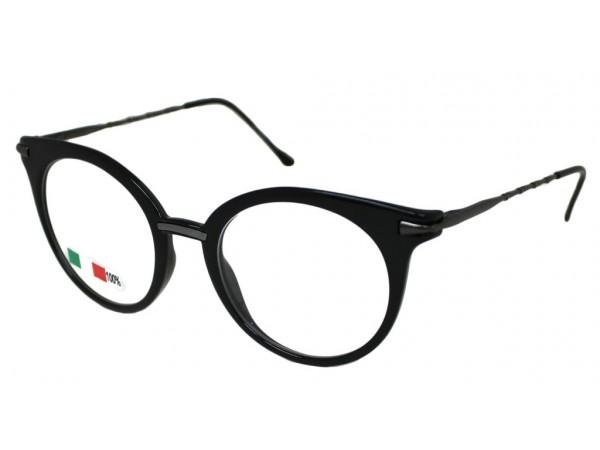 Pánske dioptrické okuliare B1919-067 Black