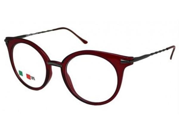 Pánske dioptrické okuliare B1919-067 Wine