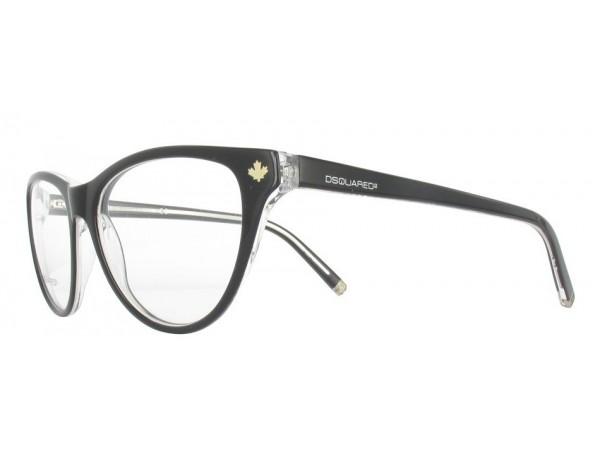 Dámske dioptrické okuliare Dsquared2 DQ5108 ... 41fa7b7658a