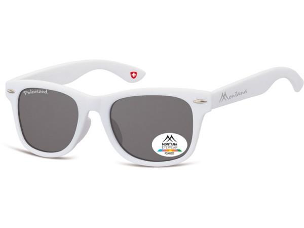 Detské slnečné polarizačné okuliare Wayfarer 967A