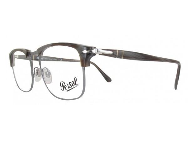 Pánske dioptrické okuliare Persol PO8359V Brown