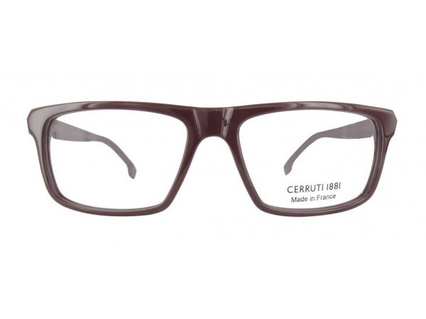 Pánske dioptrické okuliare CERRUTI CE6060 Bordo-2
