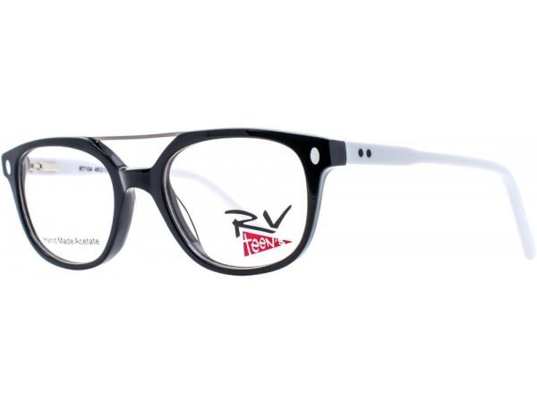Detské dioptrické okuliare RV teen´s White