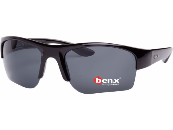 Slnečné polarizačné okuliare Ben.x 9029