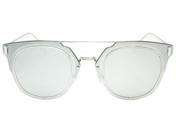 Slnečné okuliare Eleven Miami 2538 Silver