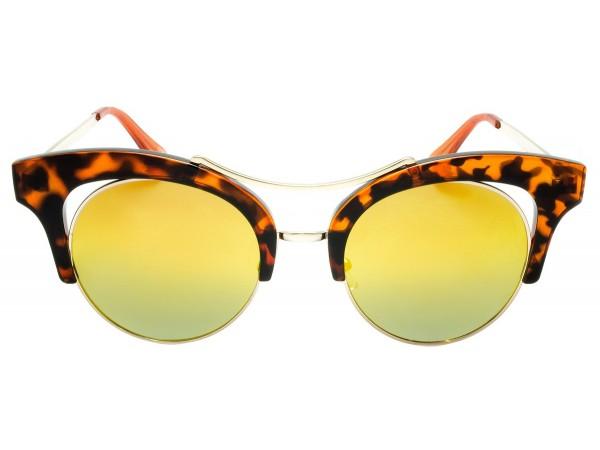 Slnečné okuliare Eleven Miami 2566 Orange