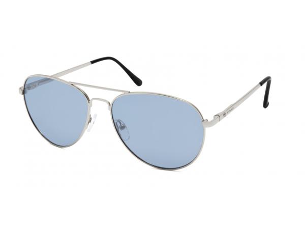 Slnečné okuliare POLAR 664 Silver&Blue