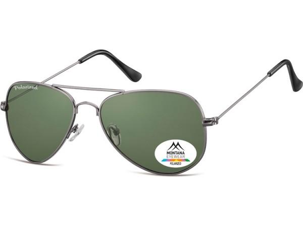 Slnečné okuliare Aviator polarizačné MP94C