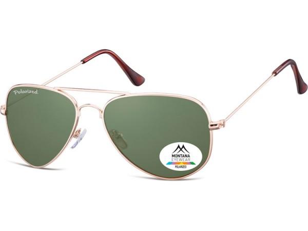 Slnečné okuliare Aviator polarizačné MP94E