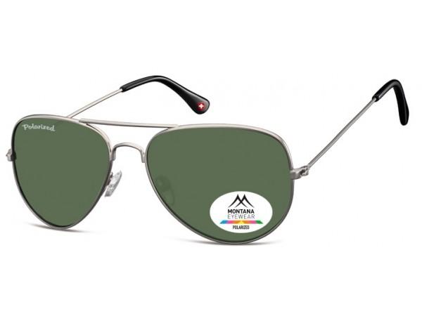 Slnečné okuliare Aviator polarizačné MP96A