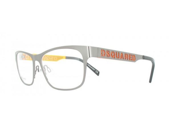 Unisex dioptrické okuliare DSQUARED2 DQ5097