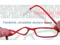 Flexibilné okuliare minimix