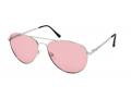 Slnečné okuliare POLAR 664 Silver&Pink