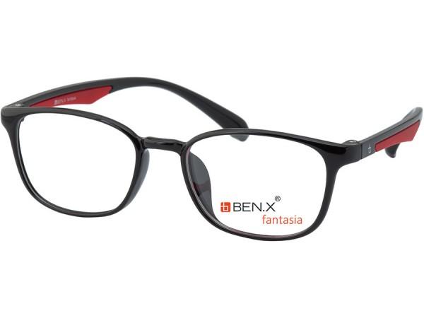 Detské okuliare ben.x 3502 Black