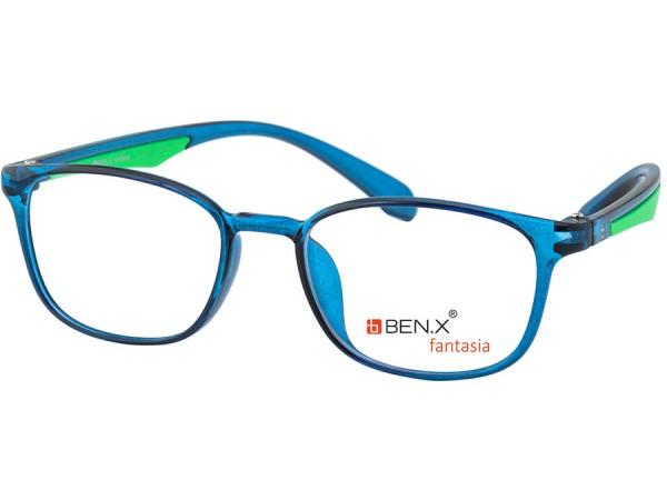 Detské okuliare ben.x 3502 Blue