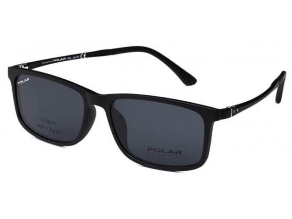Pánske okuliare POLAR 401 76 + klip