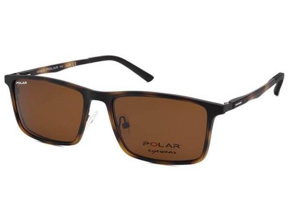 Pánske okuliare POLAR 409 428 + klip