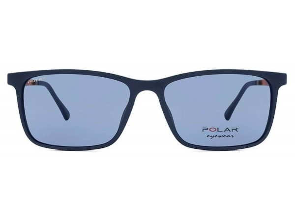 Pánske okuliare POLAR 461 420 + polarizačný klip