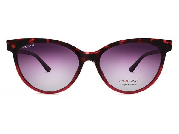 Dámske okuliare POLAR 477 425 + polarizačný klip