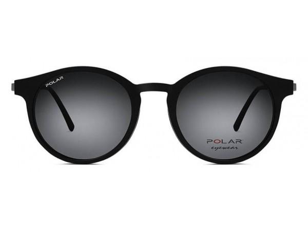 Unisex okuliare POLAR 481 76 + polarizačný klip