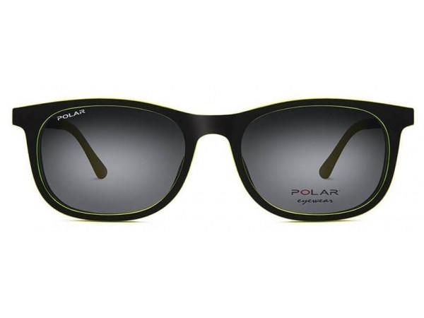 Detské okuliare POLAR 485 + polarizačný klip