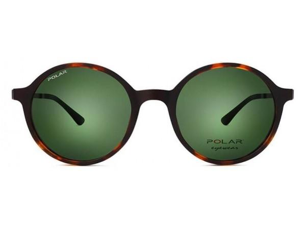 Unisex okuliare POLAR 489 428 + polarizačný klip