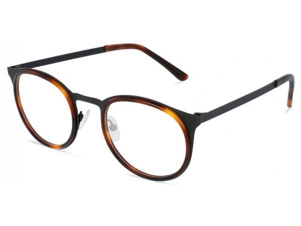 Unisex titánové okuliare Angelo Grey