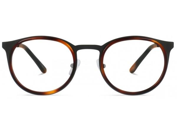 Unisex titánové okuliare Angelo Grey -a