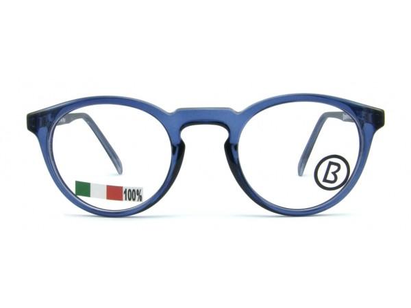 Pánske dioptrické okuliare B1919-015 Blue -a