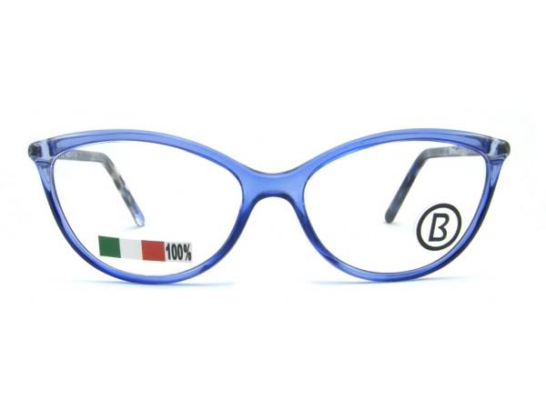 Dámske dioptrické okuliare B1919-017 Blue -a