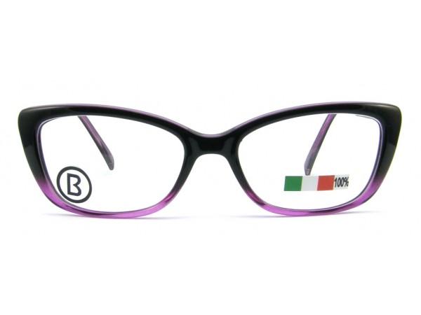Dámske dioptrické okuliare B1919-021 Purple -a