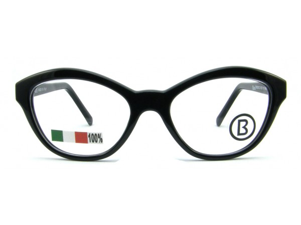 Dámske dioptrické okuliare B1919-029 Black -a