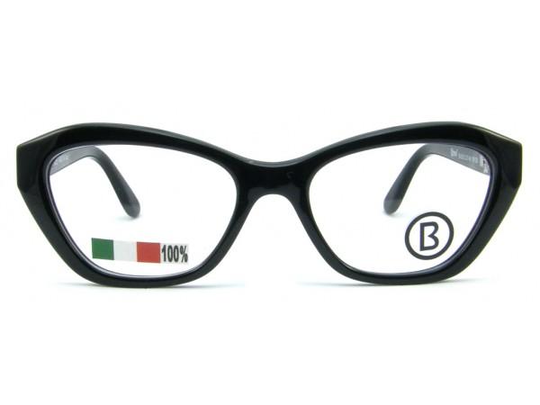 Dámske dioptrické okuliare B1919-035 Black -a