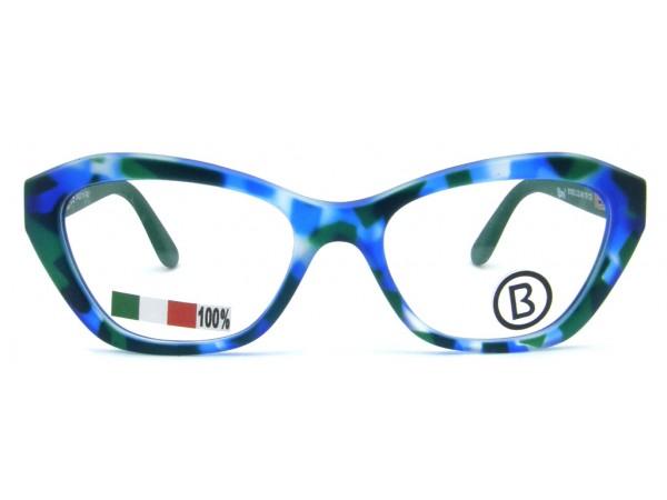 Dámske dioptrické okuliare B1919-035 Green -a