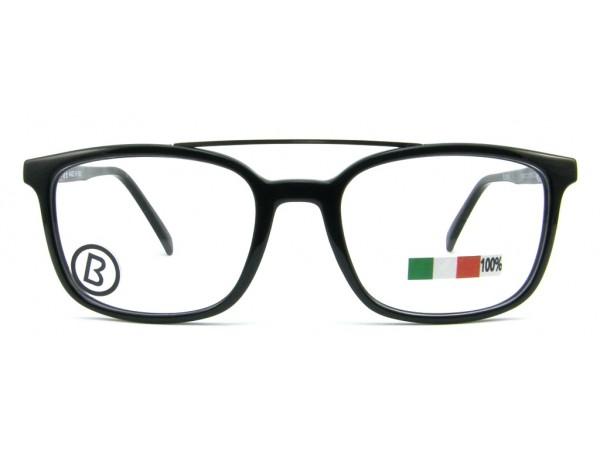 Pánske dioptrické okuliare B1919-047 Black -a