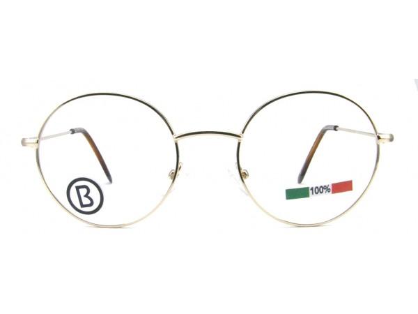 Pánske dioptrické okuliare B1919-056 Gold -a
