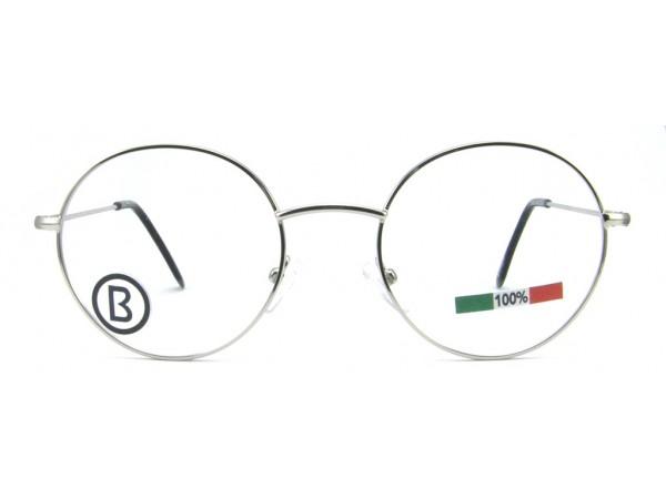 Pánske dioptrické okuliare B1919-056 Silver -a