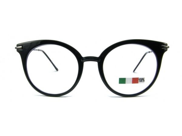 Pánske dioptrické okuliare B1919-067 Black -a