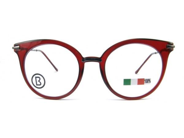 Pánske dioptrické okuliare B1919-067 Wine -a