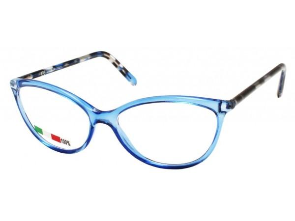 Dámske dioptrické okuliare B1919-017 Blue