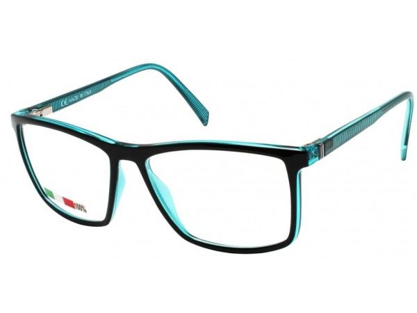 Pánske dioptrické okuliare B1919-037 Black