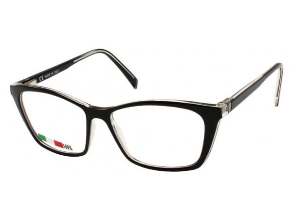 Dámske dioptrické okuliare B1919-038 Black