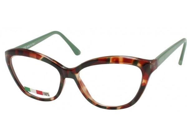 Dámske dioptrické okuliare B1919-041Olive